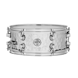 MAPEX Snare Drum MPX Hammered Steel [MPST4558H] - Snare Drum